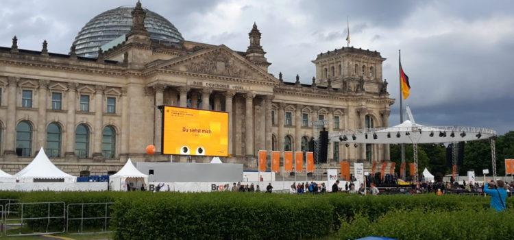 Ich sah dich – mein Kirchentag in Berlin