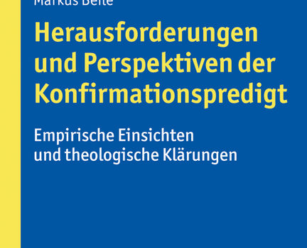 Rezension Markus Beile, Konfirmationspredigt