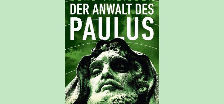 "Rezension ""Der Anwalt des Paulus"""