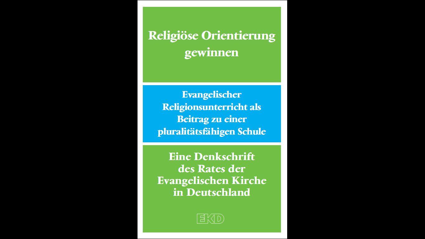 EKD-Denkschrift zum Religionsunterricht – die zwölf denkwürdigsten Punkte
