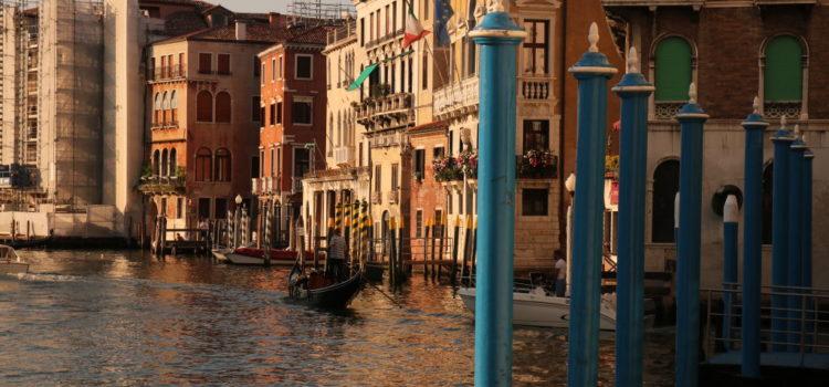 Urlaubsbilder vom Chiemsee und aus Venedig