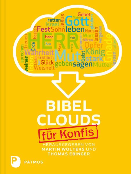 Bibelclouds für Konfis – Zusatzmaterial und Tipps zum Buch