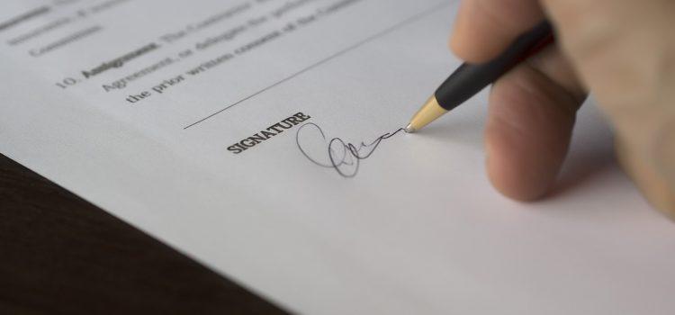 DSGVO-konformes Unterschriftsformular für Konfi- und Jugendarbeit