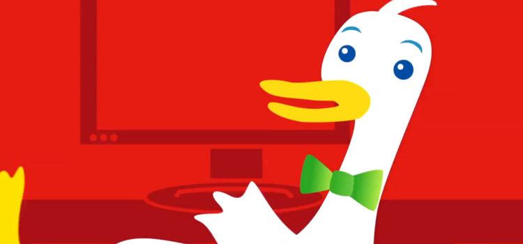 DuckDuckGo – Warum ich seit einiger Zeit mit der Ente suche