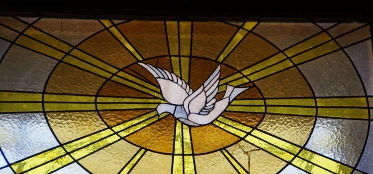Pfingsten und Heiliger Geist mit der KonApp