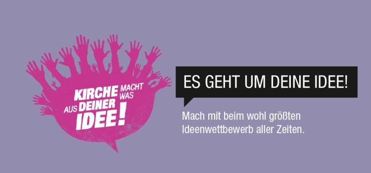 Braucht unsere Kirche Marketing? Über einen Ideenwettbewerb in der württembergischen Landeskirche
