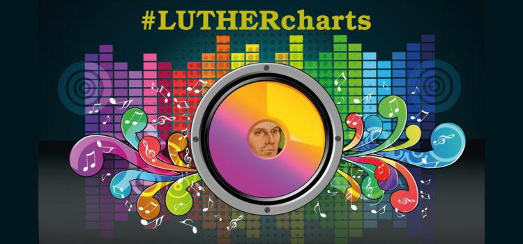 #Luthercharts – der Reformator trendet auf Twitter