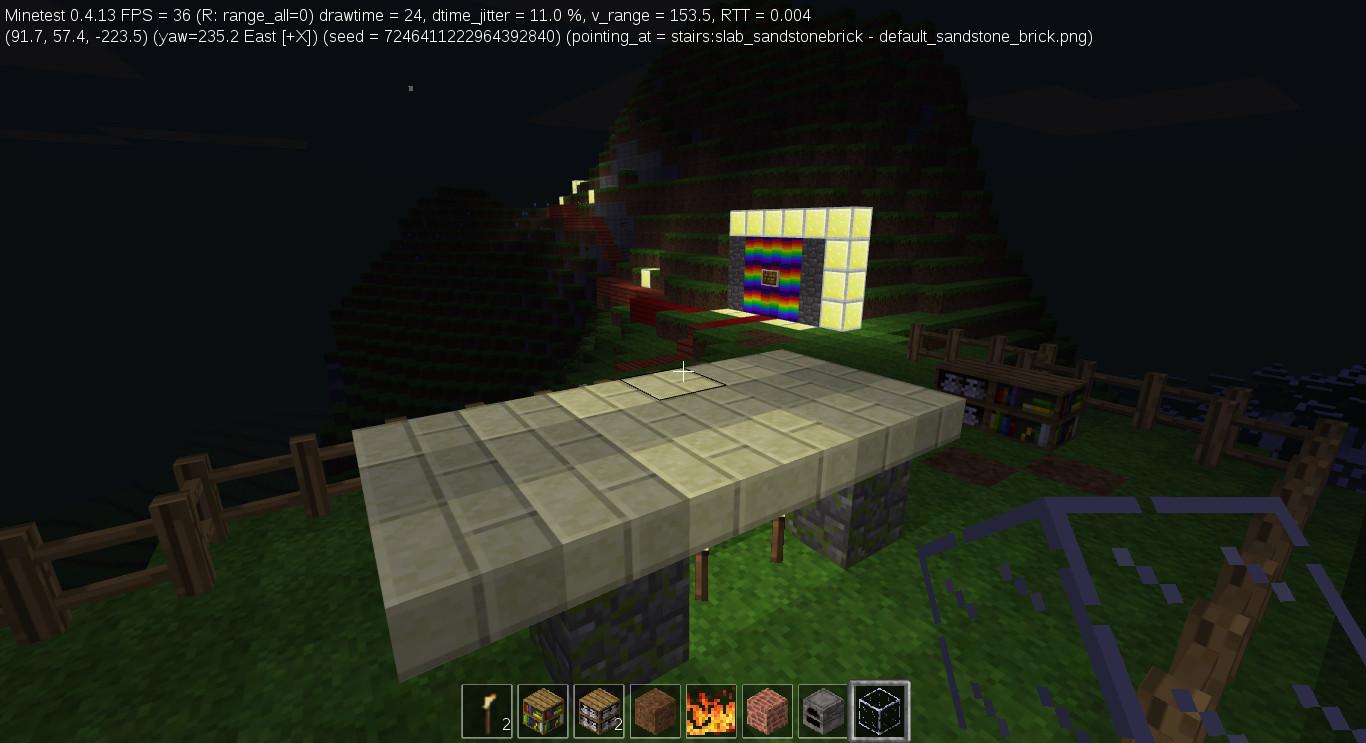 Minecraft/Minetest im Konfi – Ebiblog