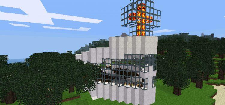 Jugendgottesdienste – spielerisch Kirche bauen mit Minecraft/Minetest
