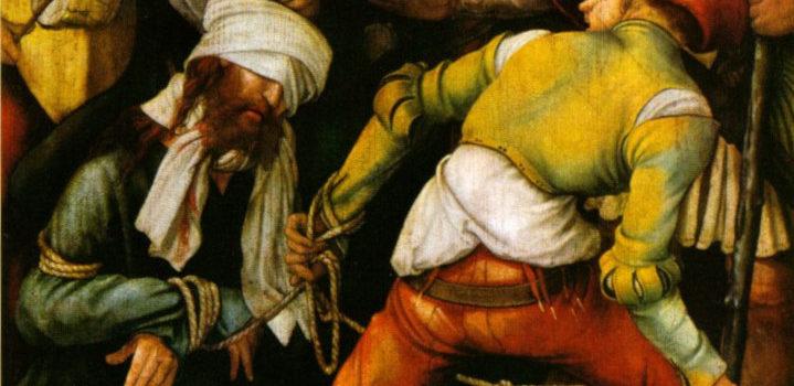 Die Verspottung Christi – eine Bildbetrachtung als Passionsandacht