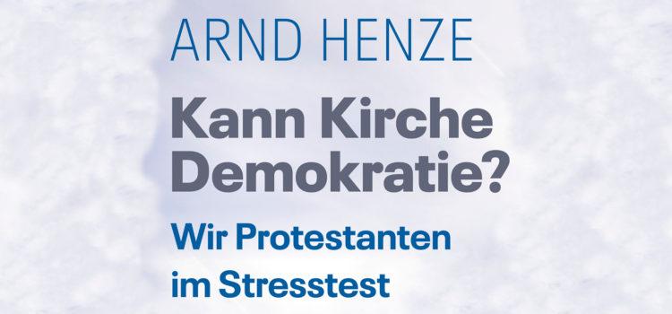 """Rezension """"Kann Kirche Demokratie"""""""